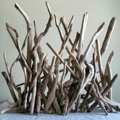 For all of you with empty fireplaces, fill it with natural style!