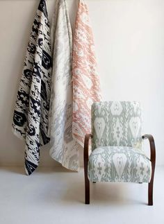 Knight Moves: Lula Fabrics from South Africa- Silk Road