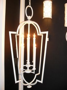 this candle like chandelier would look great in your dining room