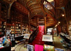 Boasting breathtaking design and extensive collections, here are some of the most remarkable bookstores from around the globe.