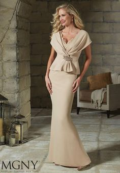 2586a88c21 Check out the deal on VM Collection 71203 Mother of the Bride Gown at French  Novelty