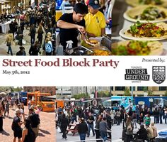 Street Food Block Party