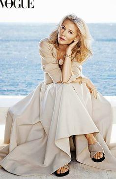 kate Blanchet for Vogue Australia