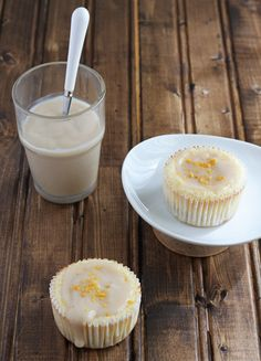 Mini New York Cheesecakes | Dessert for Two