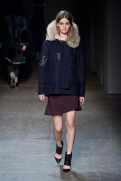 Yigal Azrouel - New York - Autunno Inverno 2013/2014 - Sfilate - MarieClaire