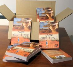 My author copies have arrived - Woo Hoo!
