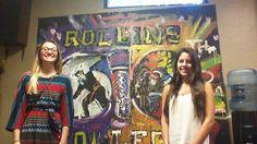 Lauren Cooper and Ariel Rivera interned at WPRK.