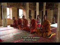 Documental de la BBC subtítulado al castellano.  Muestra diferentes lugares y maravillas del Budismo, en India, Nepal, Tailandia, SriLanka, HongKong, Cambodia y Los Angeles.
