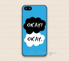 The Fault in Our Stars iPhone 5 CaseiPhone 5s by simdesign on Etsy, $7.99