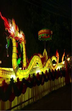 Complete guide to the Festival of Lights (The Lai Hua Fai), Laos Festival Lights, Laos