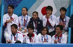 日本は団体戦5位、ロシアが初代王者に/フィギュア(2)