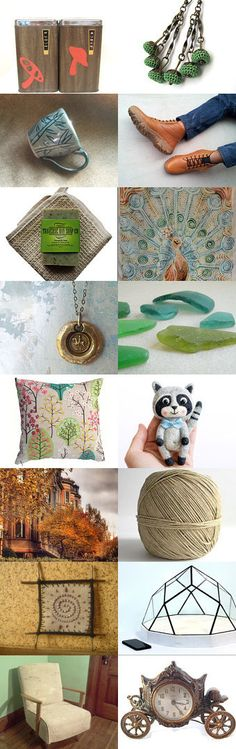 Springs and Twigs by Clare Corcoran on Etsy--Pinned with TreasuryPin.com