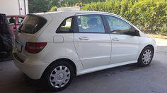 Mercedes terminée et nettoyée,prête pour la livraison au client. Carrosserie inter-union - 53 route de suisse, 1295 Mies Tél.022 755 45 30 - Fax. 022 779 03 28 Site internet: www.interunion.ch