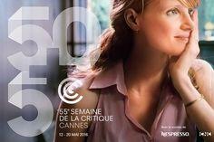 Festival de Cannes 2016: La Semana y la Quincena desvelan su imagen; Aki Kaurismäki Carrosse D'or  Actualidad Festival de Cannes 2016 Festivales