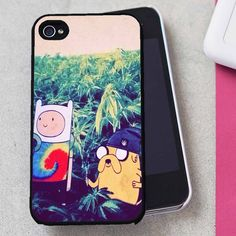 Adventure Time Weeds Stoner 2 CUSTOM PERSONALIZED FOR IPHONE 4/4S 5 5S 5C 6 6 PLUS 7 CASE SAMSUNG GALAXY S3 S3 MINI S4 S4 MINI S5 S6 S7 TAB 2 NEXUS CASE IPOD 4 IPAD 2 3 4 5 AIR IPAD MINI MINI 2 CASE HTC ONE X M7 M8 M9 CASE - GOGOLFNW.COM
