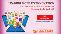 Leading Mobility Innovation - Are you looking for Trusted Mobile Application Partner to transform your IDEA into business REALITY? Mobile Application Development, Software Development, Information Technology, Ios App, Android Apps, Innovation, Iphone, Business, Store