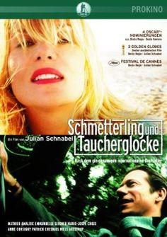 Schmetterling und Taucherglocke  2007 France,USA      IMDB Rating 8,1 (55.229)   Darsteller: Mathieu Amalric, Emmanuelle Seigner, Marie-Josée Croze, Anne Consigny, Patrick Chesnais,   Genre: Biography, Drama,   FSK: 12