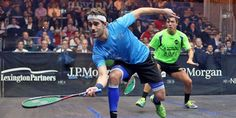 Adopted local hero rodriguez falls to golan - Professional Squash Association