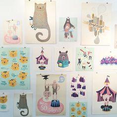 Michelle Carlslund illustrations