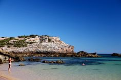 Praia da Ingrina - przewodnik po Portugalii