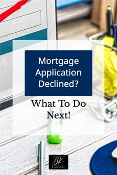 What to do if your mortgage application has been declined.    🏡 👫 #HomeBuyers #DreamHome #FirstTimeBuyers #Buying #House #BoKnowsRealEstate #RealEstate ❤ Buying A Condo, Home Buying Tips, Retirement Savings Plan, Saving For Retirement, High Interest Savings, Buy My House, Always On Time, Finding A New Job, Monthly Expenses