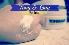 Tony & guy reconstruction mask review Tony N Guy, Beauty Review, Guys, Boyfriends, Boys, Men