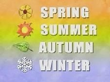 Great weather, climate, water cycle, Seasons, etc hands- on activities.