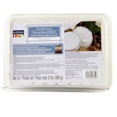 ArtMinds™ Soap Making, Shea Butter Soap
