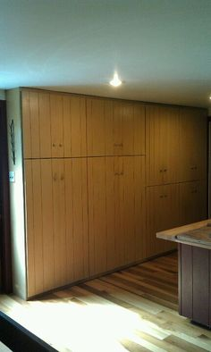 Pantry in the kitchen...room for everything  LORI TRIPLETT