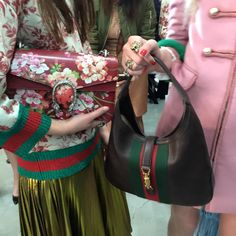 Gucci Resort 2016 details #bag #GucciCruiseNYC