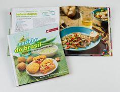 Bem vindo ao Brasil! – Cozinha do Brasil - Urlaubsküche für zuhause mit Originalrezepten von Feijoada bis Caipirinha – exotisch und echt brasilianisch!