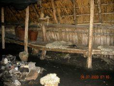 Viking dwelling at Vitlyke, Tanumshede, Sweden