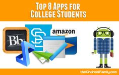 Top 8 Apps for College Students