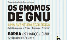 Borba: Os Gnomos de Gnu – Uma Aventura Ecológica