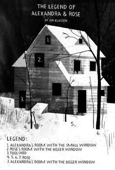 Jon Klassen. An amazing Illustrator.