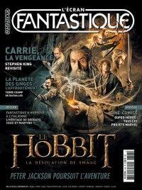 L'Ecran Fantastique #348 : Le Hobbit - La désolation de Smaug