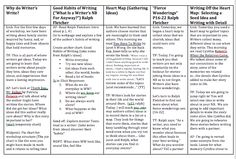 Launching Writers Workshop lesson plans                              …