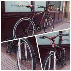 bicicleta MTB de #adriatica
