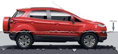 Ford EcoSport Titanium Ford Ecosport, Jeep, Automobile, Cars, Design, Car, Motor Car, Autos, Jeeps