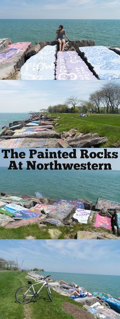 The best hotels and restaurants near Northwestern University. University Guide, Northwestern University, Best Hotels, Painted Rocks, Touring, College, University, Painted Pebbles, Colleges