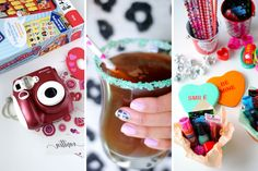 """How to Throw a '90s-Themed """"Pal-entine's"""" Brunch Party via Brit + Co. - totally doing this next year for sure!"""