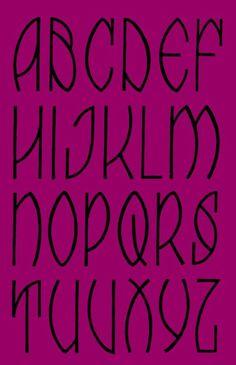 Gonna use this ♥️ it Hand Lettering Alphabet, Doodle Lettering, Creative Lettering, Lettering Styles, Calligraphy Letters, Typography Letters, Lettering Design, Alphabet Fonts, Fancy Letters