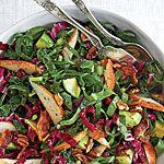 Kale-and-Collards Salad Recipe | MyRecipes.com #SouthernLiving