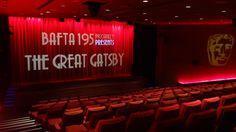 Great Gatsby Screening at BAFTA 195 Piccadilly