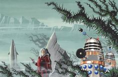 Dalek thorn by Timkay61 on DeviantArt