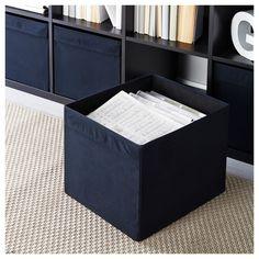 IKEA - DRÖNA Box black