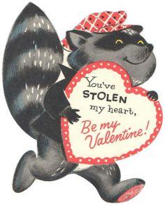 You've stolen my heart!
