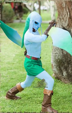 I'm not one to pin cosplay, but this is an awesome costume