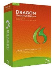 Dragon NaturallySpeaking Home Software