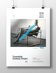 20th Century Chair Exhibition / Piers Cleveland-Copeman